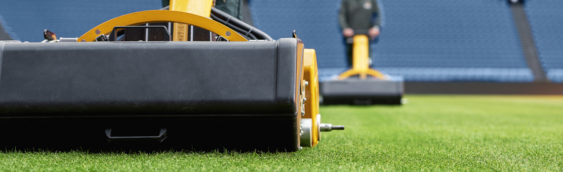 GrassMaster Solutions offers advice on how best to extend the life of a hybrid pitch