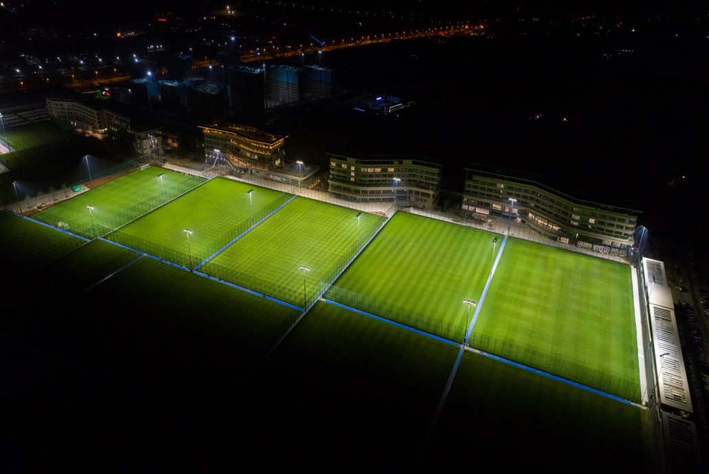 IS THE WANDA GROUP'S TWO BILLION YUAN TRAINING FACILITY THE WORLD'S BEST FOOTBALL COMPLEX?